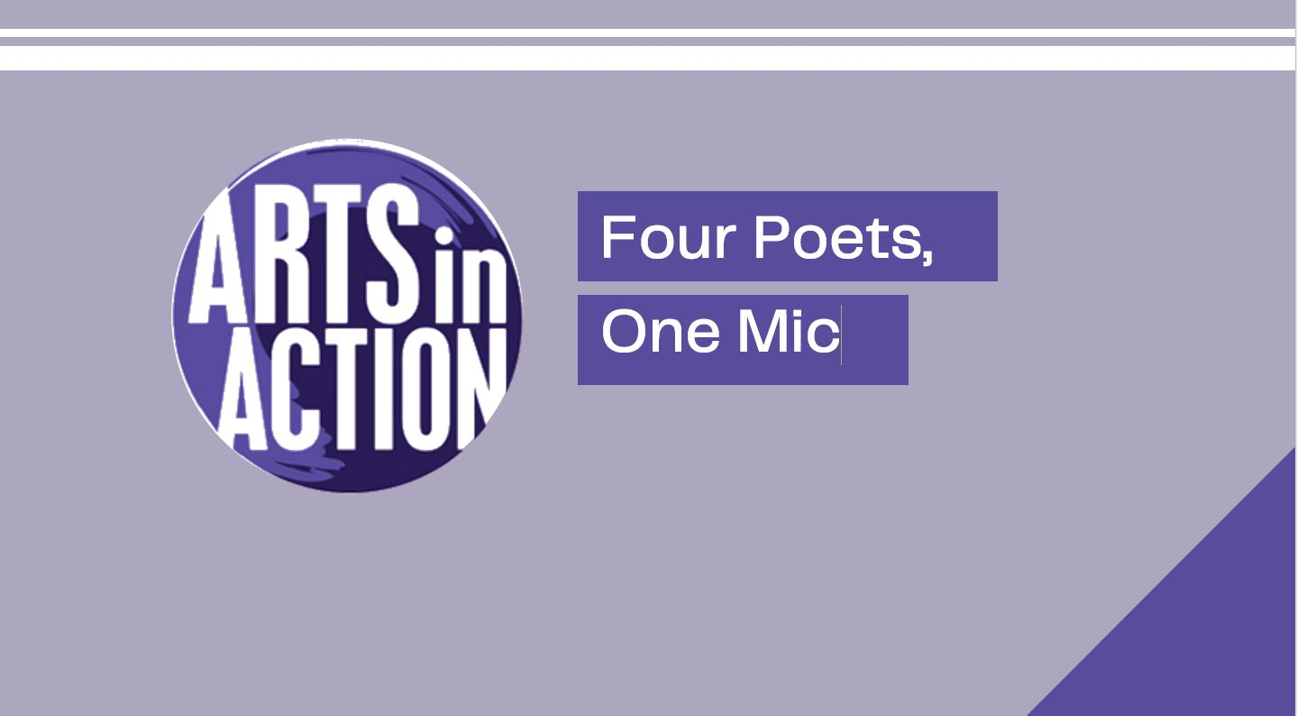 Video art: Four Poets, One Mic