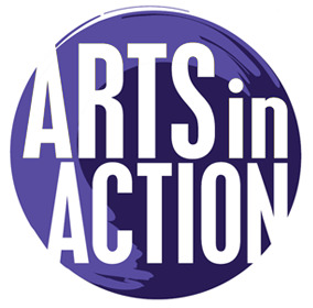 Arts in Action logo