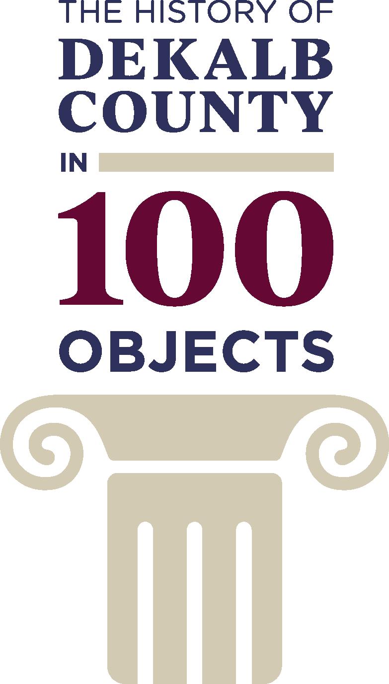 100 Objects logo